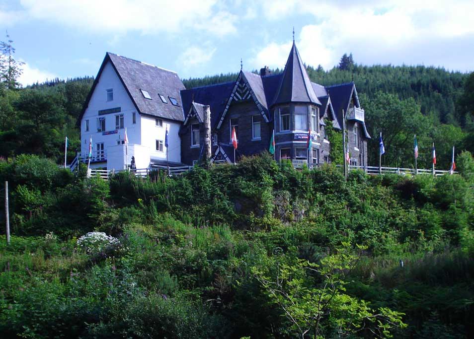 Plas Penaeldroch Manor